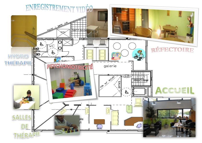 Services troubles envahissants du d veloppement centre for Architecture unite alzheimer